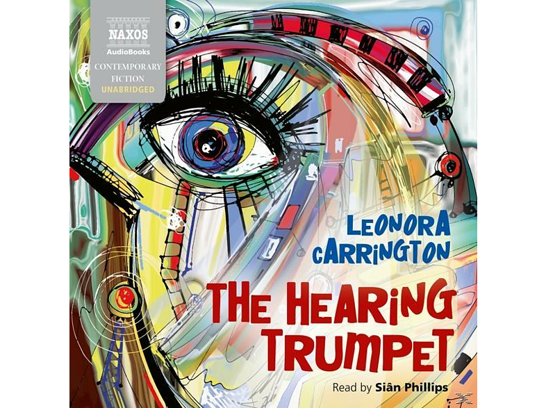 Sian Phillips - The Hearing Trumpet - (CD)