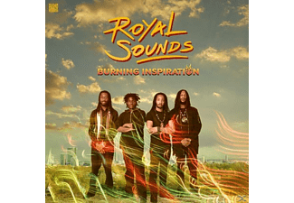 Royal Sounds - Burning Inspiration (+CD) - (LP + Bonus-CD)
