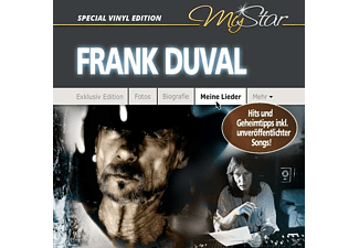 Frank Duval - My Star (Special Vinyl Edition) - (LP + Bonus-CD)