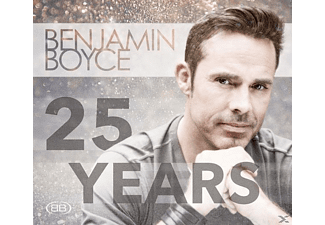 Benjamin Boyce - 25 Years - (5 Zoll Single CD (2-Track))