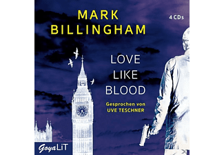 Love Like Blood - 4 CD - Unterhaltung
