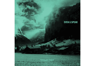 Even As We Speak - The Black Forest EP - (CD)