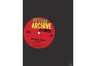 Musical Youth - Political/Generals - (Vinyl)