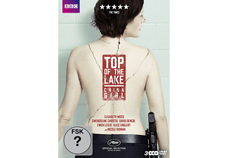 Top of the Lake - China Girl - (DVD)