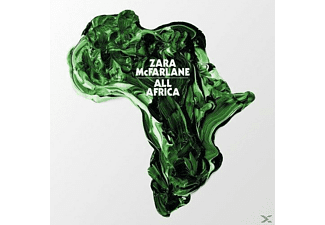 Zara Mcfarlane - All Africa (180g 10'' Vinyl/Ltd.Ed.) - (EP (analog))