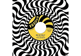 The Jackets - be myself / queen of the pill - (Vinyl)