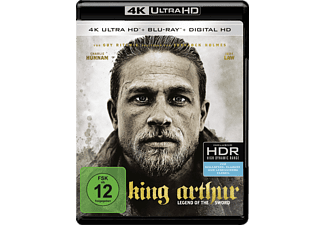 King Arthur: Legend of the Sword - (4K Ultra HD Blu-ray + Blu-ray)
