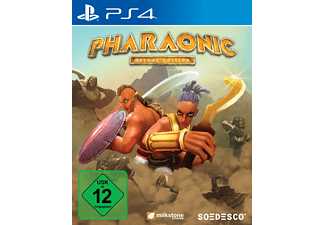 Pharaonic - Deluxe Edition - PlayStation 4