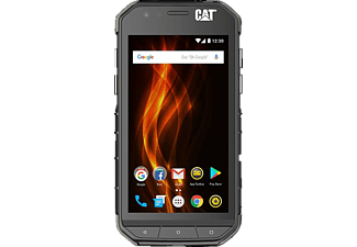 CATERPILLAR CAT S31, Outdoor Handy, 16 GB, 4.7 Zoll, Schwarz, Dual SIM