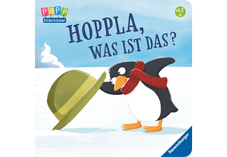 Hoppla, was ist das?, Jugend- & Kinderbuch (Pappe)