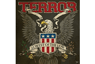 Terror - THE LOWEST OF THE LOW [CD]