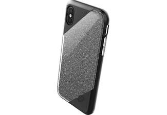 X-DORIA Cover Revel Lux glitter iPhone X Noir (460880)