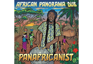 The Panafricanist - African Panorama - (CD)