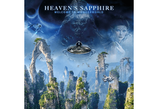 Heaven's Sapphire - Welcome To Wonderworld - (Vinyl)