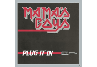 Mama's Boys - Plug It In (Remastered & Sound Improved) - (CD)