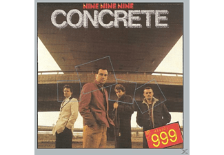 Nine Nine Nine (999) - Concrete (Remastered & Sound Improved) - (CD)