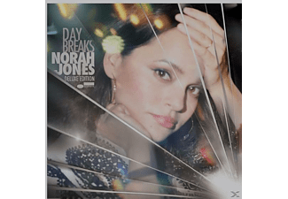 Norah Jones Day Breaks (Ltd.Deluxe Edt.Incl.Live-Album) Jazz/Blues Vinyl