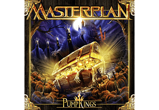 Masterplan - Pumpkings (CD)