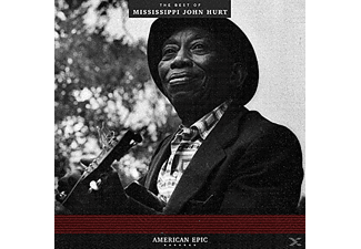 Mississippi John Hurt - American Epic:The Best Of Mississippi John Hurt - (Vinyl)