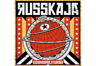 Russkaja - Kosmopoliturbo (Limited Edition) (CD)