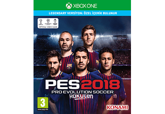 KONAMI Pes 2018 Legendary Edition Xbox One