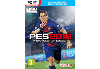 KONAMI Pes 2018 Premıum Edition PC