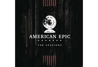 VARIOUS - The American Epic Sessions - (Vinyl)