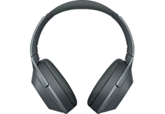 SONY WH-1000XM2, Over-ear Kopfhörer, Near Field Communication, Headsetfunktion, Bluetooth, Schwarz