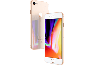APPLE iPhone 8, Smartphone, 64 GB, Gold