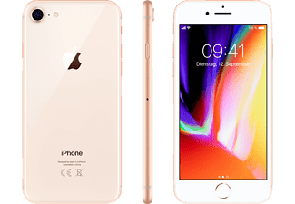 "APPLE iPhone 8 - Smartphone (4.7 "", 256 GB, Or)"