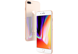 Iphone 8 Entfernungsmesser : Apple iphone 8 plus 64 gb gold smartphone mediamarkt
