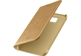CELLULAR LINE Book Essential Bookcover Samsung Galaxy S8+ Kunstleder Braun