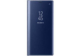 SAMSUNG Cover Clear View Standing Galaxy Note8 Deep Blue (EF-ZN950CNEGWW)