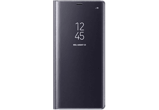 SAMSUNG Cover Clear View Standing Galaxy Note8 Orchid Grey (EF-ZN950CVEGWW)