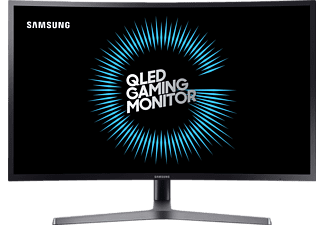 SAMSUNG C27HG70 LED Curved   Gaming Monitor (1 ms Reaktionszeit, FreeSync, 144 Hz)
