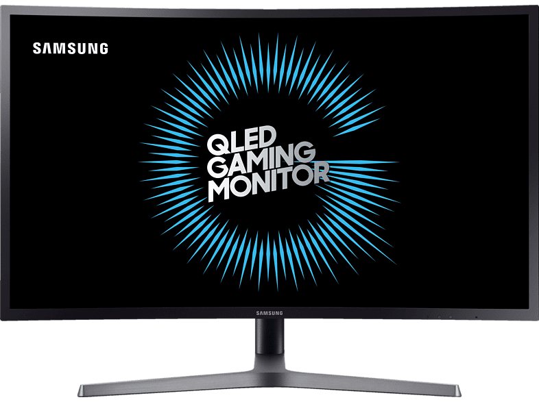 SAMSUNG C27HG70 LED Curved 27 Zoll  Gaming Monitor (1 ms Reaktionszeit, FreeSync, 144 Hz)