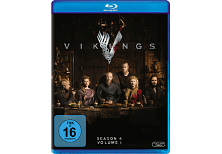 Vikings - Staffel 4: Teil 1 - (Blu-ray)