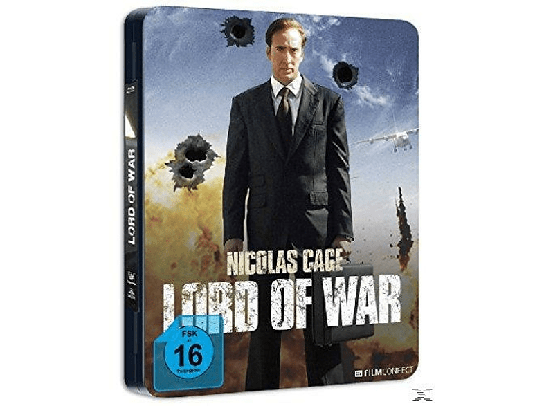 Lord of War - Händler des Todes [Blu-ray]