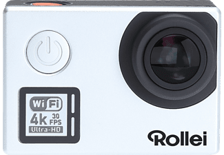 ROLLEI 630 Action Cam, WLAN, Silber