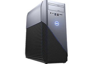 DELL INSPIRON 5675, Gaming PC mit Ryzen 7 Prozessor, 16 GB RAM, 256 GB SSD, 1 TB HDD, Intel HD-Grafik GDDR5 Grafikspeicher