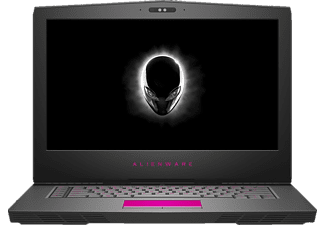 DELL Alienware 15 R3, Gaming Notebook mit 15.6 Zoll Display, Core™ i7 Prozessor, 16 GB RAM, 256 GB SSD, 1 TB HDD, GeForce GTX 1060, Anthrazit