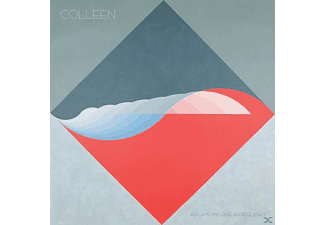 Colleen - A Flame My Love,A Frequency - (CD)