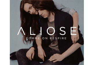 Aliose - Comme on respire - (CD)
