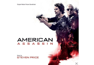 Alexander/Malloy/Schofield/Loveday/Robertson/+ - American Assassin - (CD)