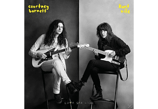 Courtney Barnett, Kurt Vile - Lotta Sea Lice - (Vinyl)