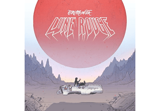 Tokimonsta - Lune Rouge - (CD)