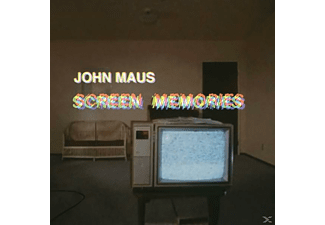 John Maus - Screen Memories - (CD)
