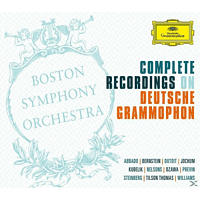 Boston Symphony Orchestra - The Complete Recordings On DG (Ltd.Edt.) [CD]