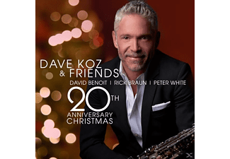 Koz Dave - 20th Anniversary Christmas - (CD)