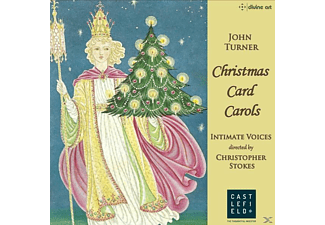 Intimate Voices - Christmas Card Carols - (CD)
